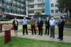 自治区卫健委党组成员、副主任杜振宗到6165金莎总站调研引导工作